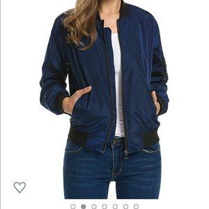 Zeagoo Navy bomber jacket